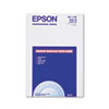 Epson® Premium Photo Paper, 68 lbs., Semi-Gloss, 13 x 19, 20 Sheets/Pack EPSS041327