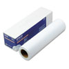 "PREMIUM LUSTER PHOTO PAPER ROLL, 10 MIL, 13"" X 32.8 FT, PREMIUM LUSTER WHITE"