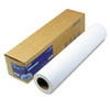 "ENHANCED PHOTO PAPER ROLL, 24"" X 100 FT, ENHANCED MATTE WHITE"