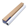 """Enhanced Adhesive Synthetic Paper, 44"""" x 100 ft, White"""