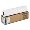 "Epson® Singleweight Matte Paper, 120 g, 2"" Core, 17"" x 131 ft., White EPSS041746"