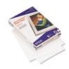 Ultra Premium Glossy Photo Paper, 11.8 mil, 4 x 6, Glossy Bright White, 60/Pack