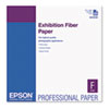 Exhibition Fiber Paper, 17 x 22, White, 25 Sheets