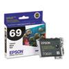 Epson® T069120 (69) DURABrite Ink, Black EPST069120