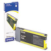 Epson Yellow UltraChrome Ink Cartridge for Stylus Pro 4800 and 9600