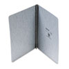 """Oxford® Pressboard Report Cover, 2 Prong Fastener, Letter, 3"""" Capacity, Gray OXF12905"""