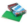 Pendaflex® Interior File Folders, 1/3 Cut Top Tab, Legal, Green, 100/Box PFX435013BGR