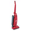 Multi-Pro Heavy-Duty Upright Vacuum, 13.75lb, Red