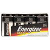 Energizer® MAX Alkaline Batteries, 9V, 4 Batteries/Pack EVE522FP4
