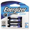 Energizer® Lithium Photo Battery, 2CR5, 6V EVEEL2CR5BP