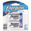 Energizer® Lithium Photo Battery, CRV3, 3V, 2/Pack EVEELCRV3BP2