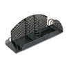 Perf-Ect Multi Desk Organizer, Metal/Wire, 12 7/8 x 4 x 4 3/4, Black