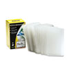 Fellowes® Laminating Pouch, 10mil, 2 1/4 x 3 3/4, Business Card Size, 100/Pack FEL52058