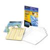 Fellowes® Self-Laminating Sheets, 3mil, 12 x 9 1/4, 50/Box FEL5221502