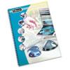 """Fellowes® Wire Bindings, 3/8"""" Diameter, 80 Sheet Capacity, Black, 25/Pack FEL52541"""