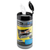 Fellowes® Laminating Roller Wipes, For Jupiter & Venus Laminators, 50/Canister FEL5703701