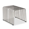 Fellowes® Wire Desktop Organizer, 11 Comp, Steel, 9 x 11 3/8 x 8, Black FEL72112