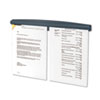"""Fellowes Partition Additions Note Rail - 15 x Sheet - 1.9"""" Height x 18"""" Width x 0.8"""" Depth - Wall Mo FEL7502201"""