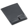 <strong>Fellowes®</strong><br />Memory Foam Wrist Support w/Attached Mouse Pad, Graphite