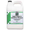 SUPER CARPET AND UPHOLSTERY SHAMPOO, 1 GAL BOTTLE