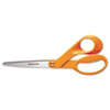 "Fiskars® Home And Office Scissors, 8"" Length, 3-1/2 in. Cut, Right Hand - 94517397WJ"