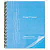 Swingline™ GBC® ProClick Pre-Punched Presentation Covers, 11 x 8-1/2, Clear, 25/Pack SWI2514477