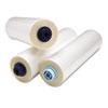 """GBC® Sprint EZload Film, 3mil, 1"""" Core, 11 1/2"""" x 200 ft., Clear, Glossy Finish, 2/Bx GBC3125362EZ"""