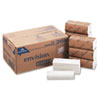 Georgia Pacific® Professional Multifold Paper Towels, 1-Ply, 9 1/5 x 9 2/5, White, 250/Pack, 16 Pack GPC24590