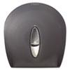 Georgia Pacific® Professional Jumbo Jr. Bathroom Tissue Dispenser, 10 3/5x5 39/100x11 3/10, Transluc GPC59009