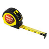 "<strong>Great Neck®</strong><br />ExtraMark Power Tape, 1"" x 25ft, Steel, Yellow/Black"