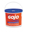 GOJO® FAST TOWELS Hand Cleaning Towels, Cloth, 9 x 10, White 225/Bucket GOJ629902EA