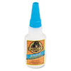 Gorilla Glue® Instant Bond Superglue, 15 g Bottle, Translucent - 7805003