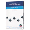 Hammermill® Copy Plus Copy Paper, 92 Brightness, 20lb, 11 x 17, White, 500 Sheets/Ream HAM105023
