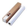 "DesignJet Inkjet Large Format Paper, 6.8 mil, 24"" x 150 ft, Gloss White"