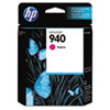 HP HP 940, (C4904AN) Magenta Original Ink Cartridge HEWC4904AN