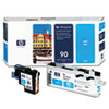 HP HP 90, (C5055A) Cyan Printhead & Cleaner HEWC5055A