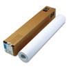 "DESIGNJET INKJET LARGE FORMAT PAPER, 4.5 MIL, 24"" X 150 FT, COATED WHITE"
