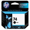 <strong>HP</strong><br />INKCART,HP74,F/OJJ5700,BK