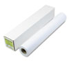"DESIGNJET LARGE FORMAT PAPER FOR INKJET PRINTS, 4.2 MIL, 24"" X 150 FT, WHITE"