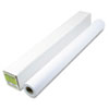 "DESIGNJET LARGE FORMAT PAPER FOR INKJET PRINTS, 4.2 MIL, 36"" X 150 FT, WHITE"