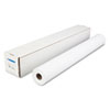 "Universal Instant-Dry Photo Paper, 7.4 mil, 42"" x 200 ft, Semi-Gloss White"