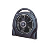 "<strong>Holmes®</strong><br />12"" Oscillating Floor Fan w/Remote, Breeze Modes, 8hr Timer"