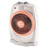 Holmes® ViziHeat 1500W Power Heater & Fan, Plastic Case, 9 1/4 x 6 3/8 x 13 3/4, White HLSHFH421NU