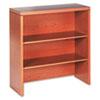 HON® Valido 11500 Series Bookcase Hutch, 36w x 14-5/8d x 37-1/2h, Bourbon Cherry HON115292AXHH