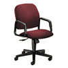 HON® Solutions 4000 Series Seating High-Back Swivel/Tilt Chair, Burgundy HON4001AB62T