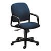 HON® Solutions 4000 Series Seating High-Back Swivel/Tilt Chair, Blue HON4001AB90T