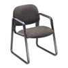 HON® Solutions 4000 Series Seating Sled Base Guest Chair, Gray HON4008AB12T