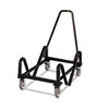 HON® Olson Stacker Series Cart, 21-3/8 x 35-1/2 x 37, Black HON4043T