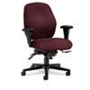 HON® 7800 Series High-Performance Mid-Back Task Chair, Tectonic Wine HON7828NT69T