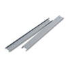"""HON® Double Cross Rails for 42"""" Wide Lateral Files, Gray HON919492"""